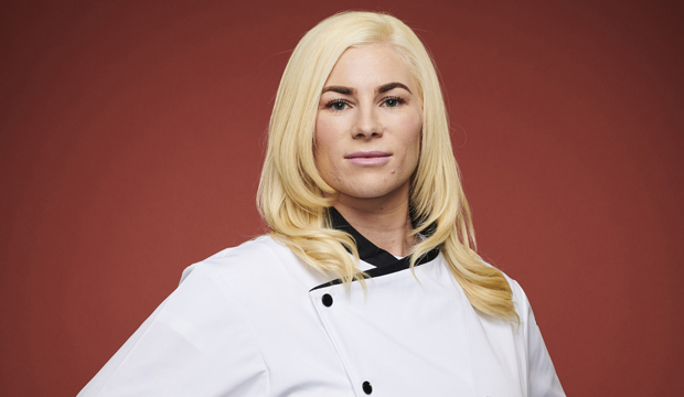 Lauren Lawless Hell's Kitchen
