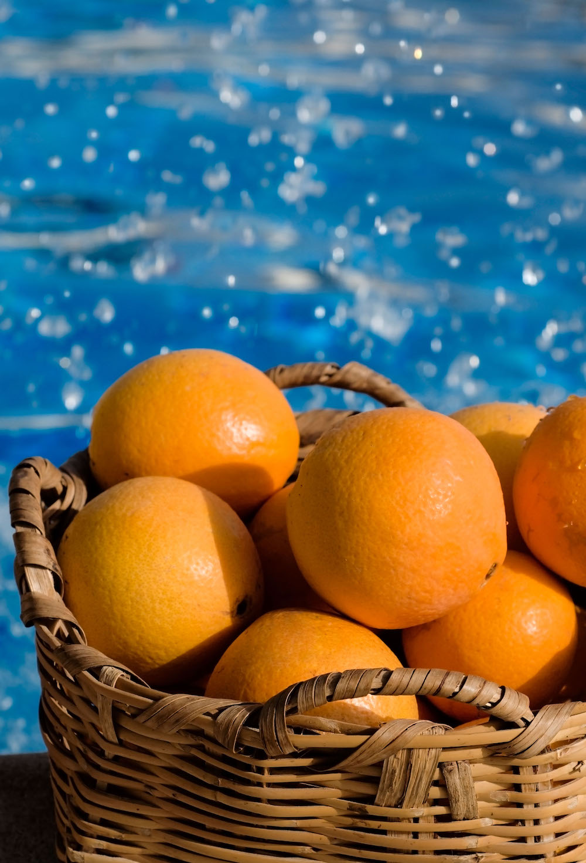 oranges (Credit: Alamy)