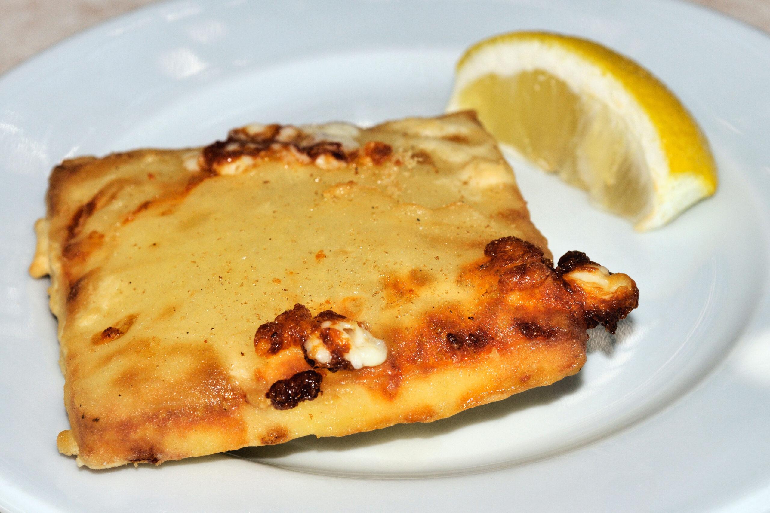 saganaki greek cheese
