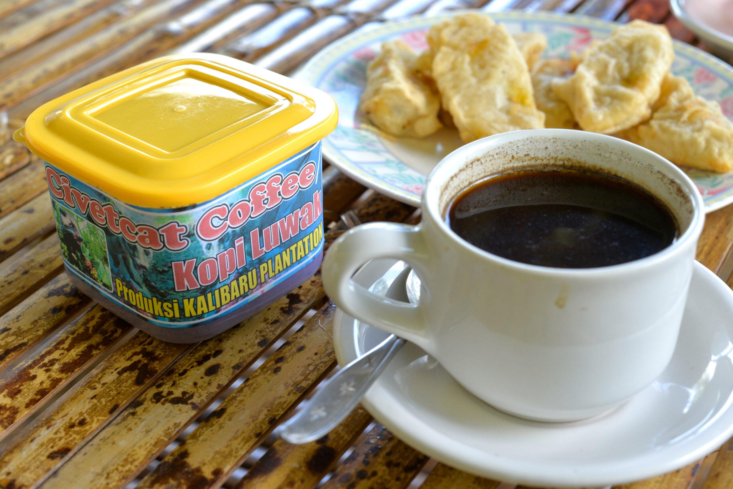 Kopi Luwak best non-alcoholic drinks