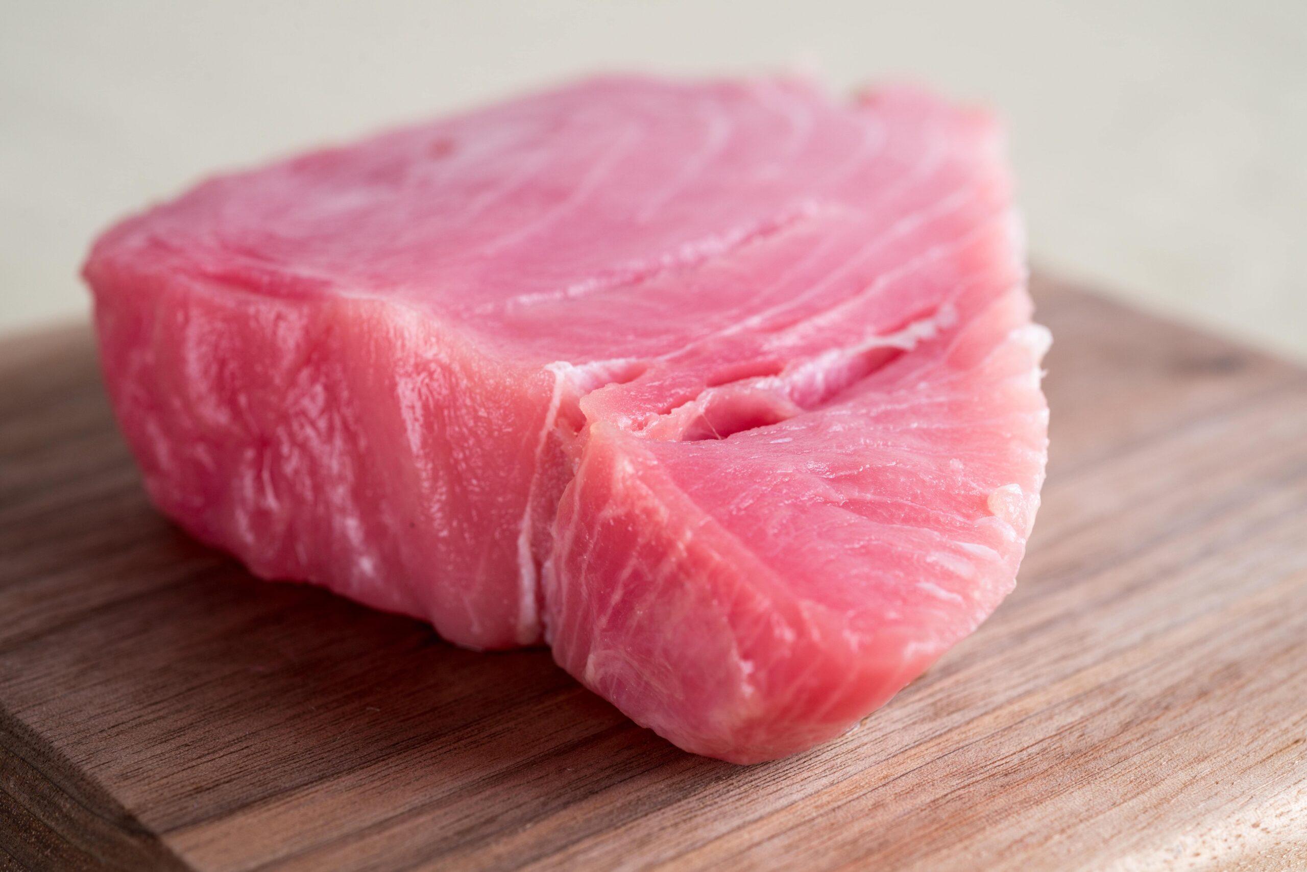 sushi-grade fish