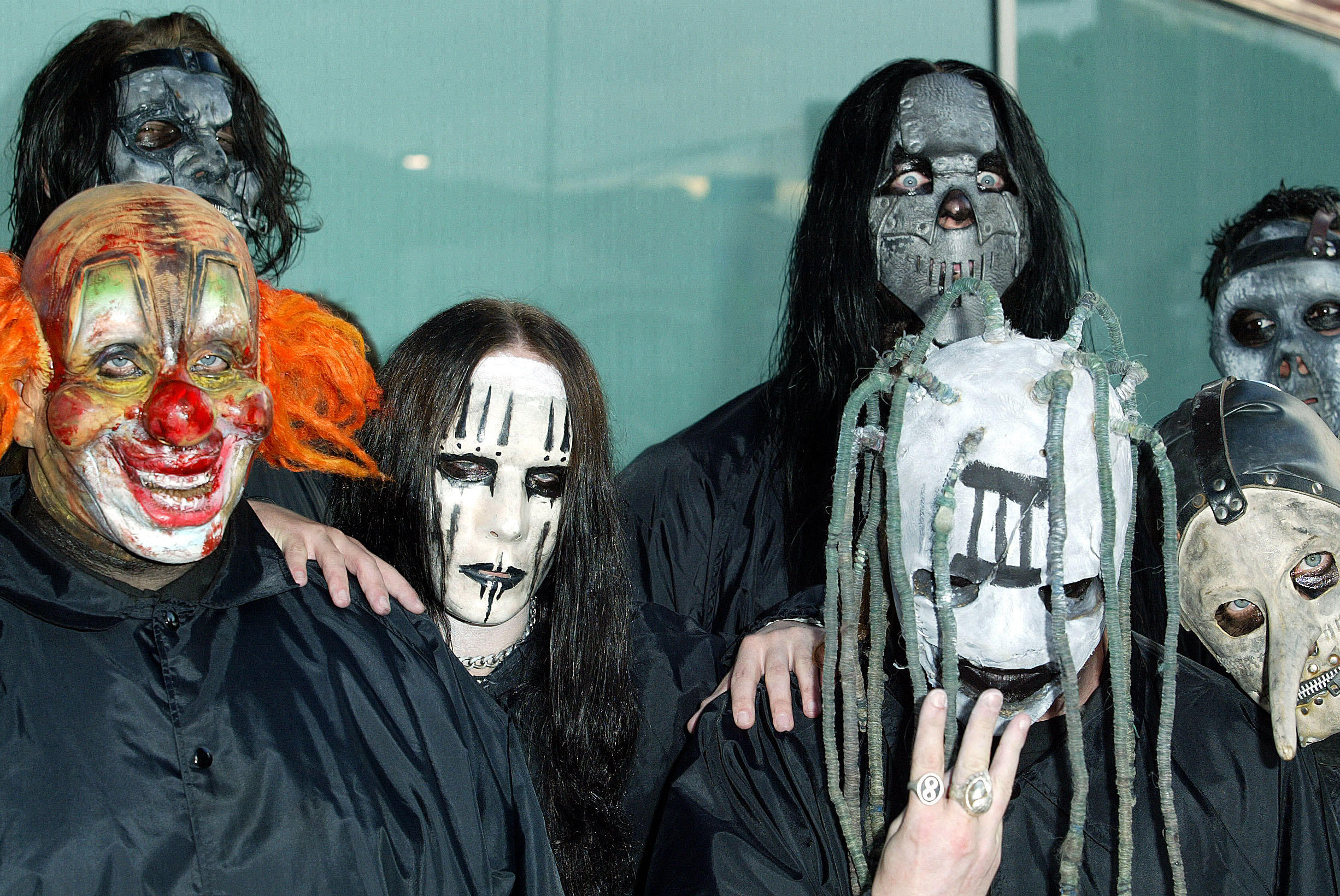 Why did Slipknot sue Burger King