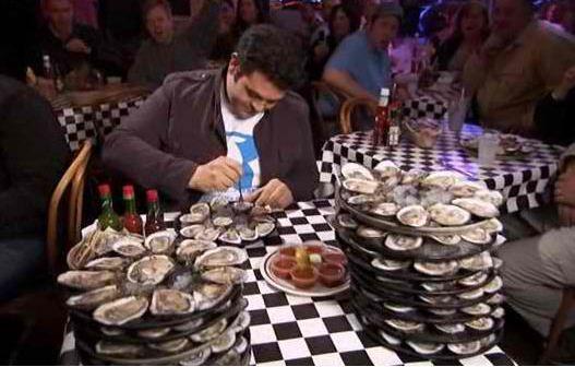 best man v food challenges