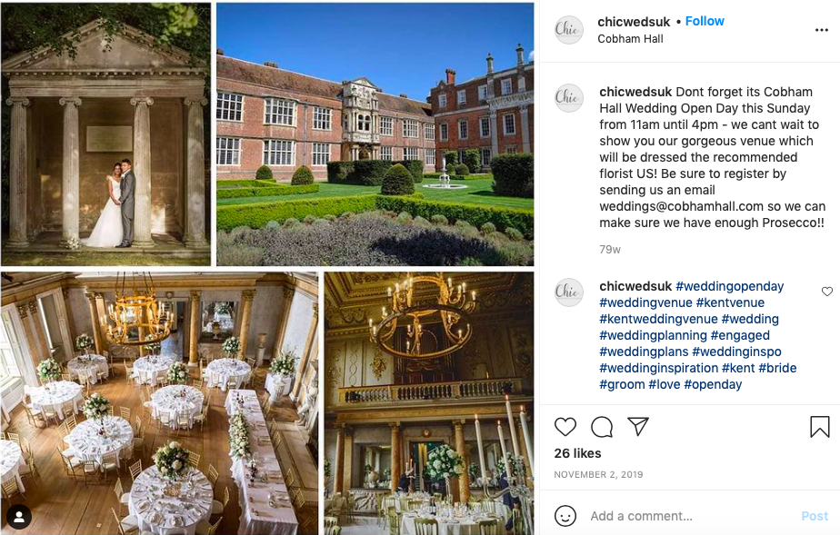 where is bake off filmed (Credit: Instagram)