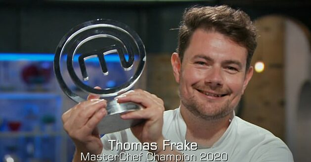 Thomas Frake MasterChef