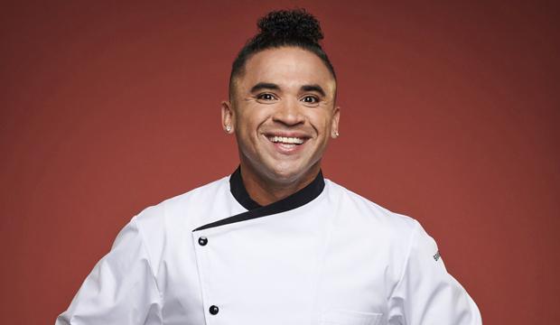 Marc Quinones Hell's Kitchen