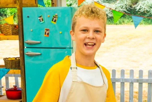robbie Junior Bake Off 2021