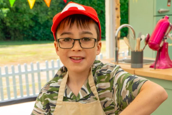 Henry Junior Bake Off 2021