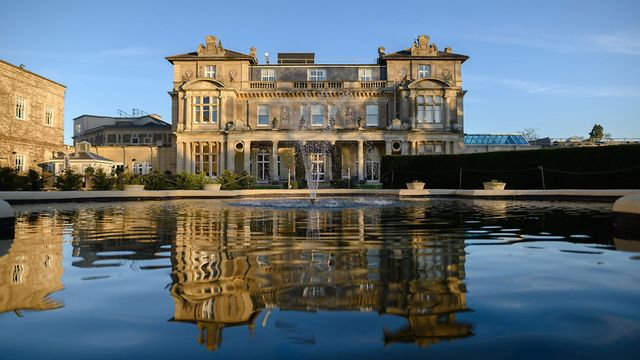 The Great British Bake Off is filmed at Down Hall Hotel (Credit: Down Hall)