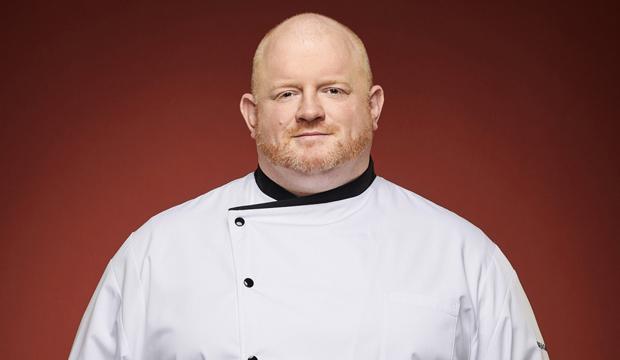 Declan Horgan Hell's Kitchen