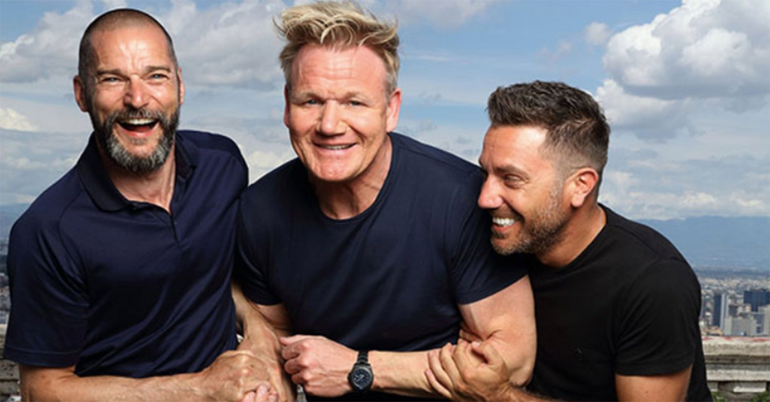 When is Gordon, Gino and Fred back on TV