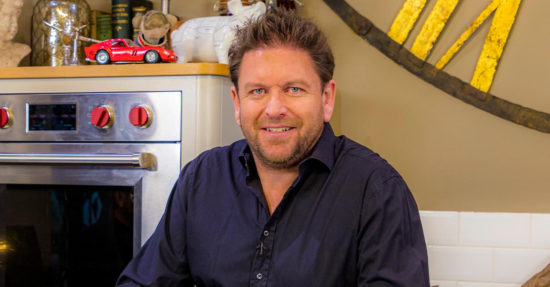 James Martin quit Saturday Kitchen (Credit: ITV)