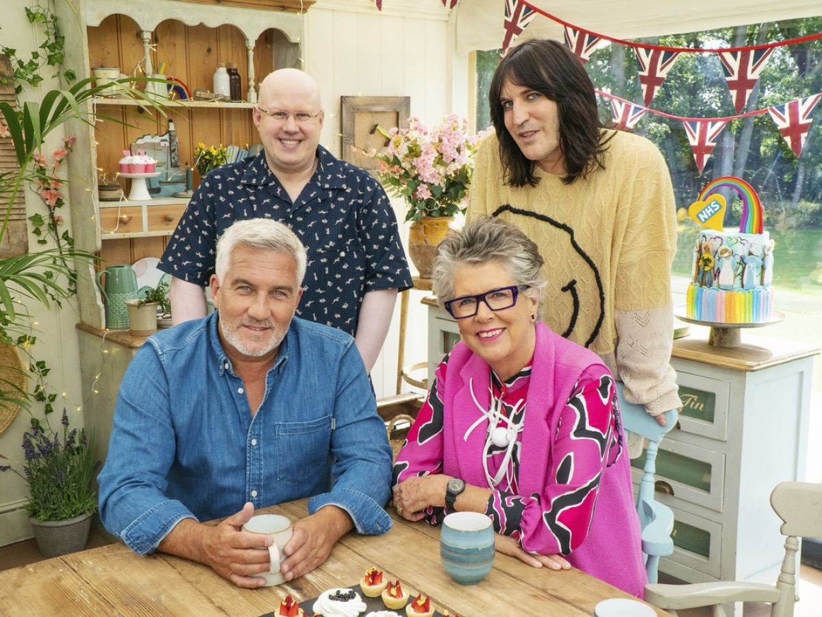 how to watch bake off in the united states