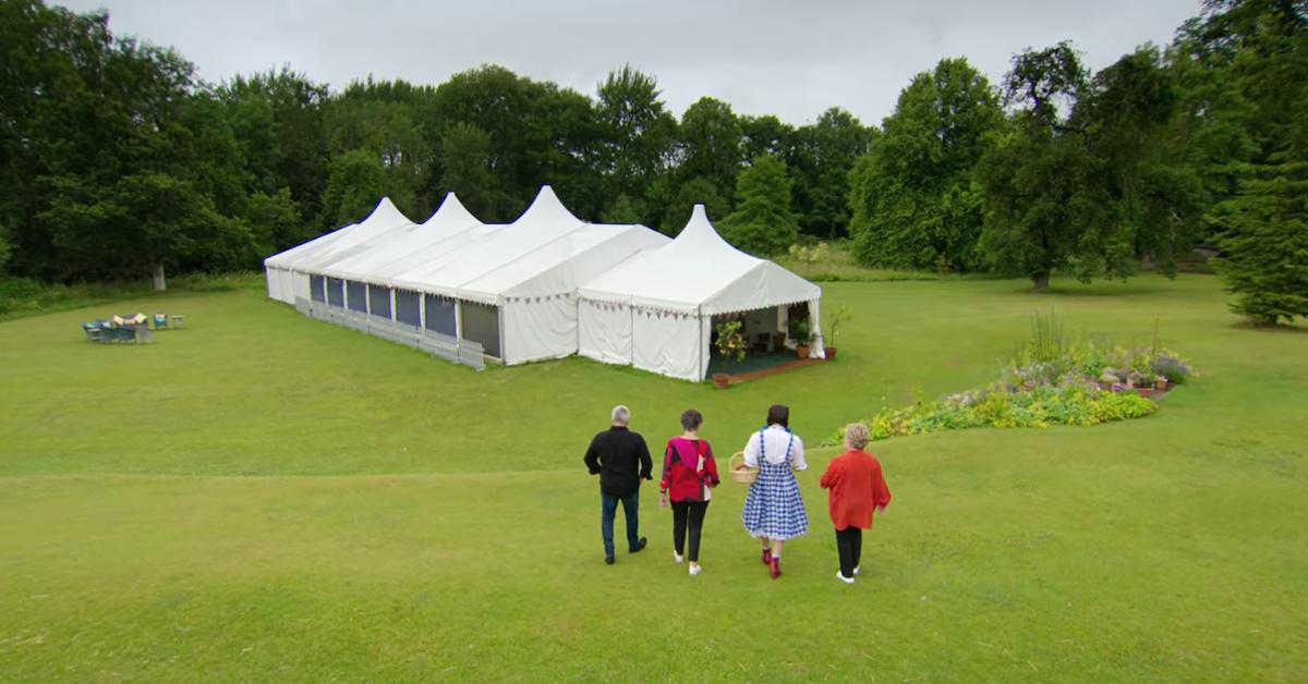 where is bake off filmed (Credit: Channel 4)