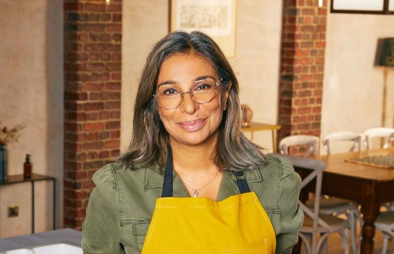 Shobna Gulati who left Celebrity Best Home Cook