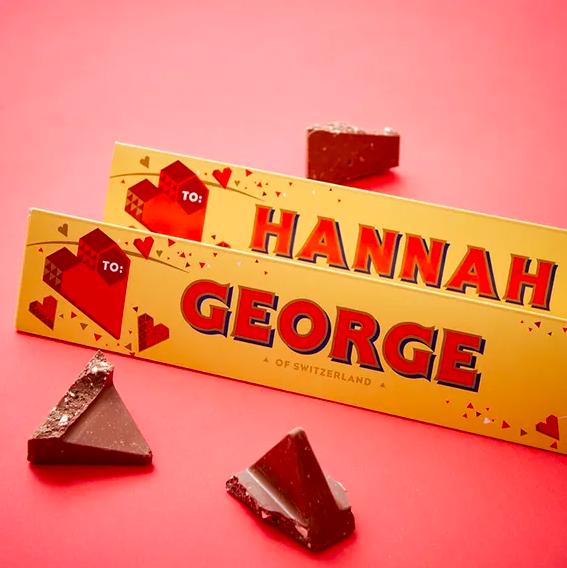 Valentine's Day food gift ideas