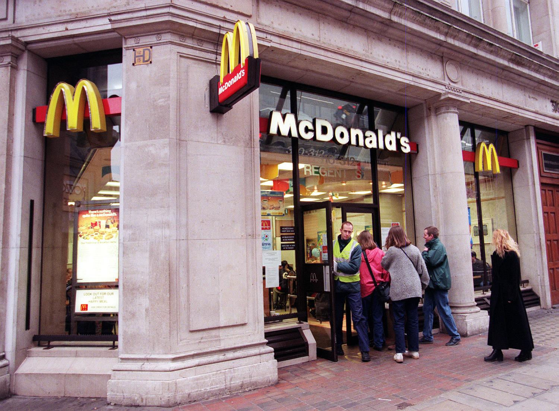 Do McDonald's still do birthday parties
