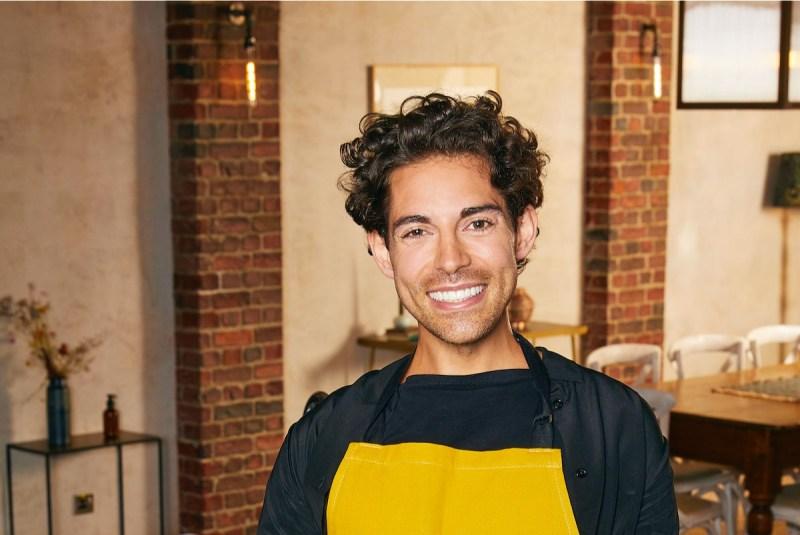 Tom Read Wilson Celebrity Best Home Cook
