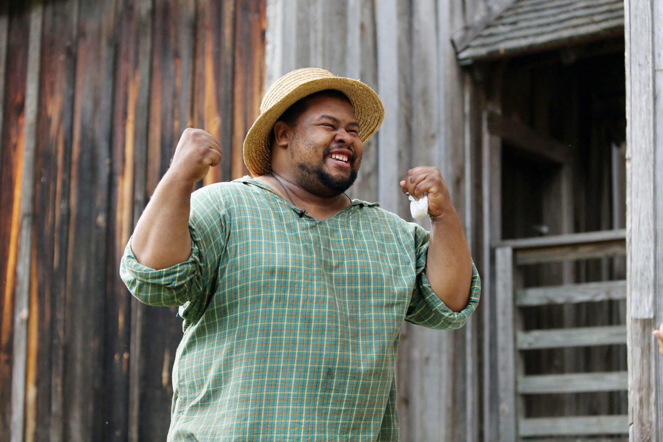 Michael Twitty cooking event