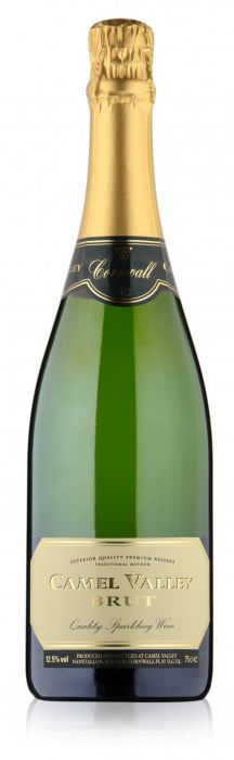 Camel Valley English sparkling wine