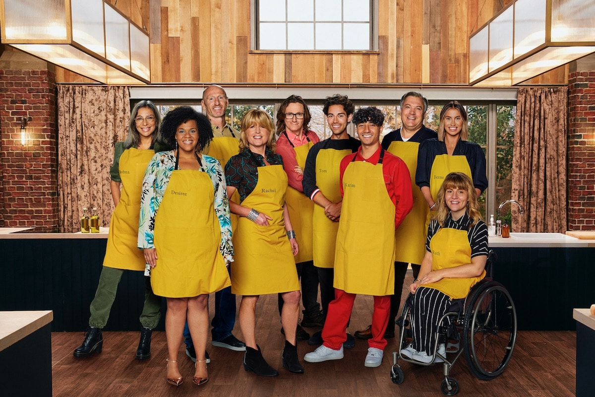 Celebrity Best Home Cook 2021 has found its winner (credit: BBC)