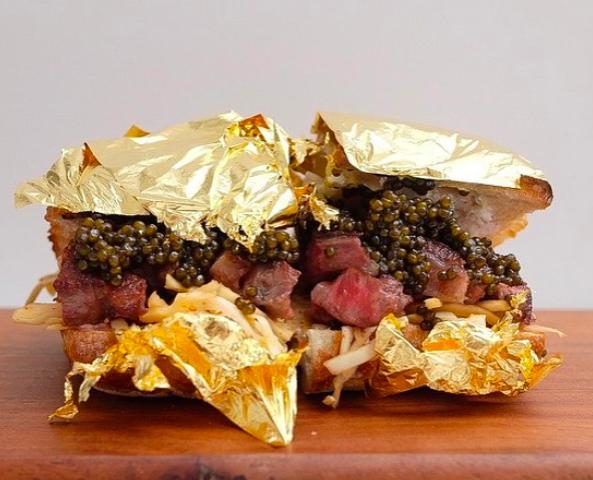 Mr Z Luxury Sandwiches £250