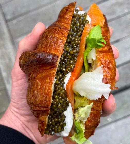 Mr Z Luxury Sandwiches