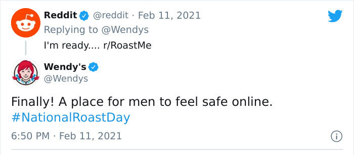 Wendys Reddit insult