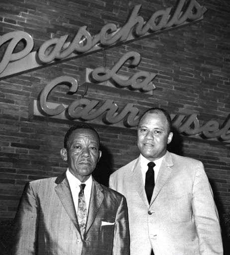 Robert and James Paschal
