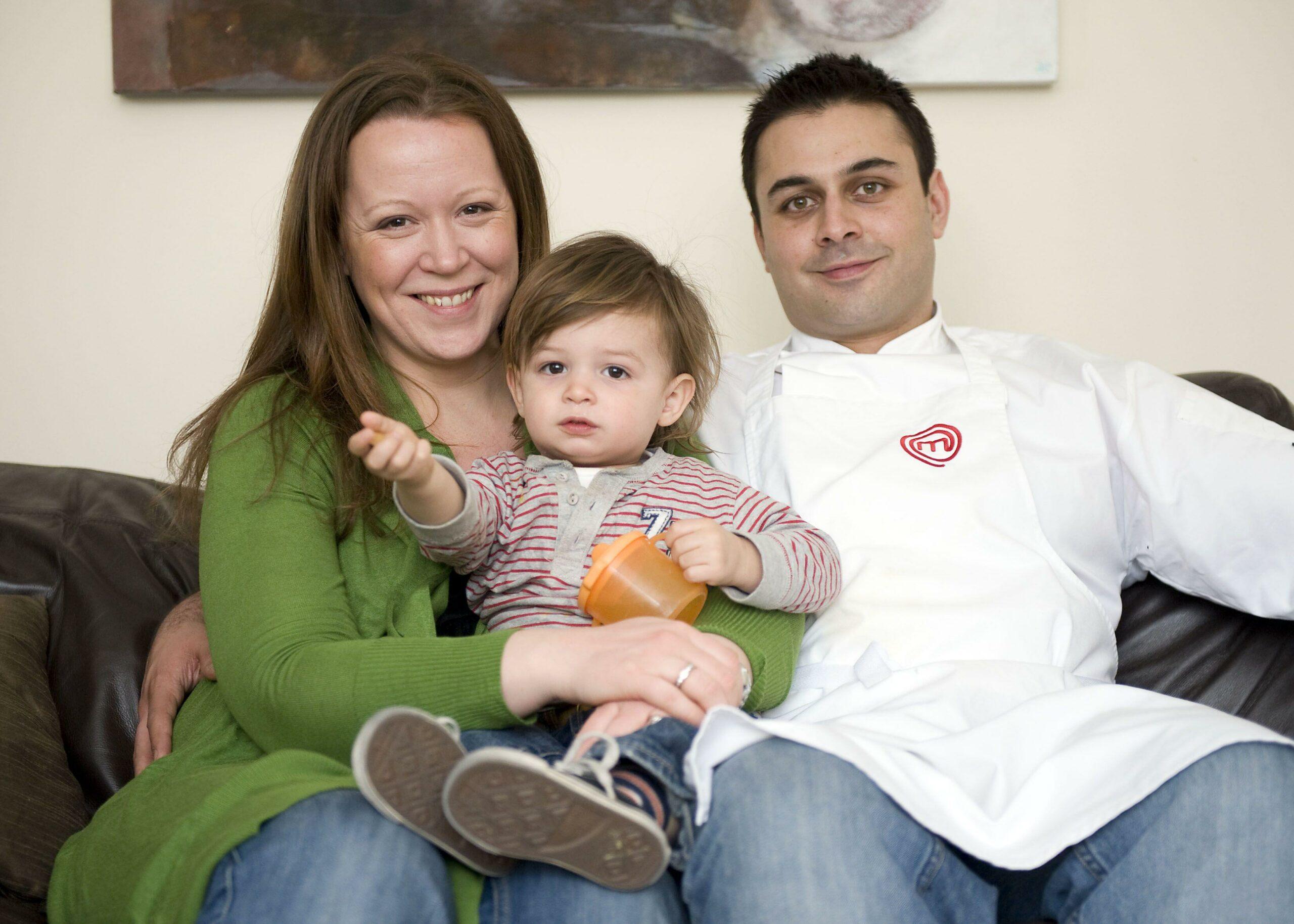 Dhruv Baker family