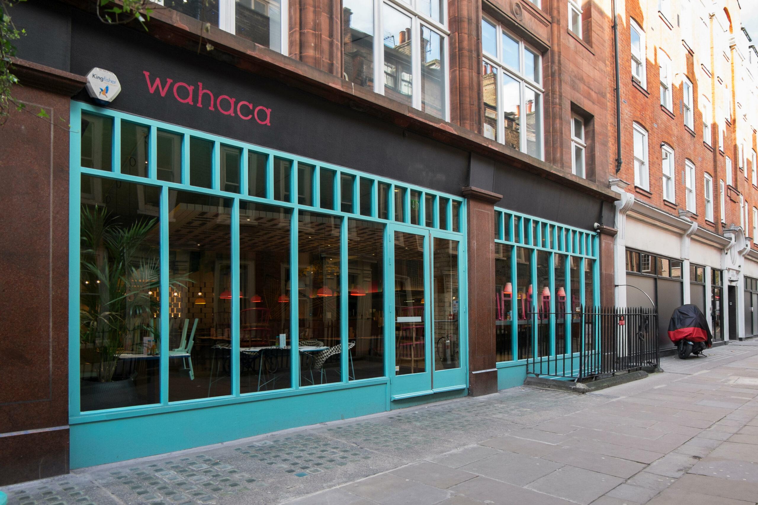 Wahaca restaurant closures