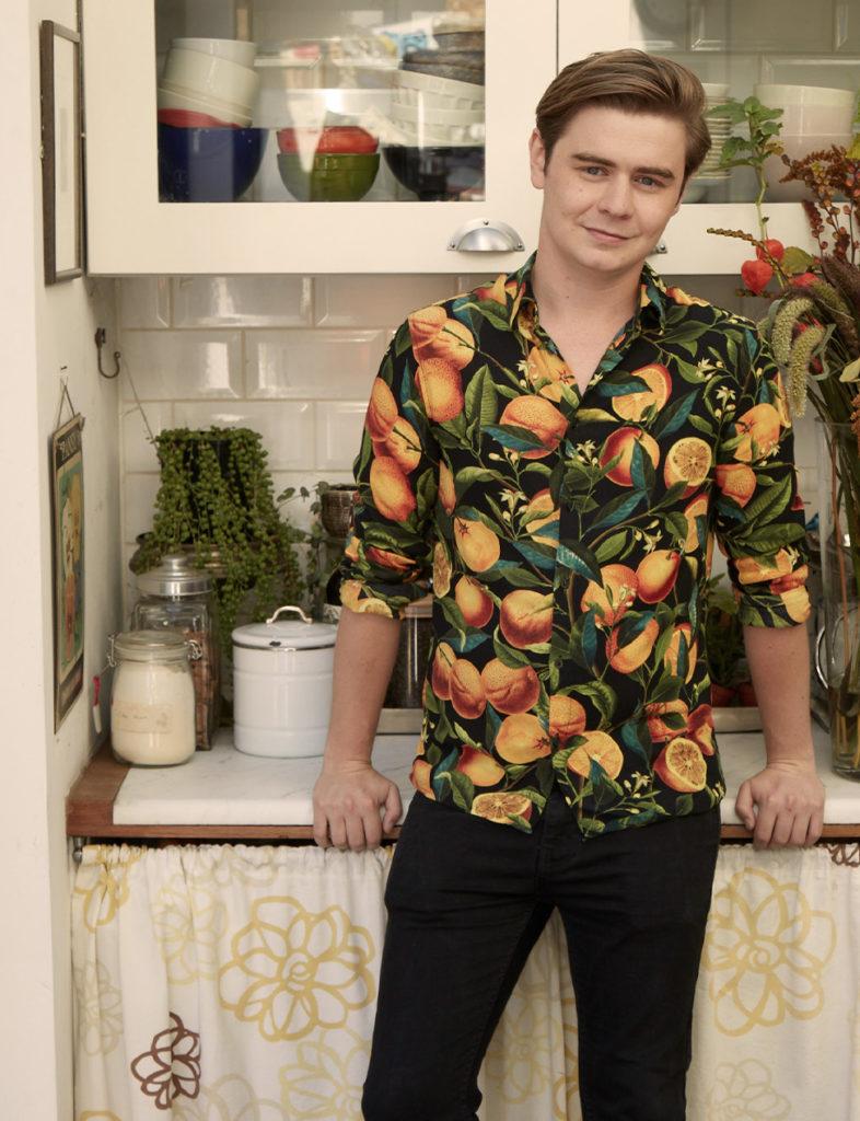Ryan Riley Cookbook COVID