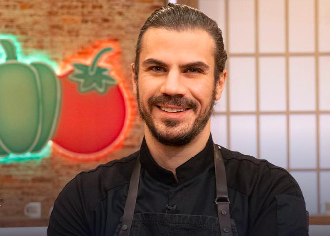 Akis Petretzikis Ready Steady Cook