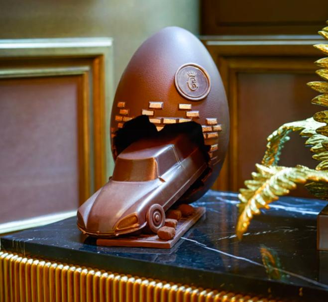 Citroen Easter egg
