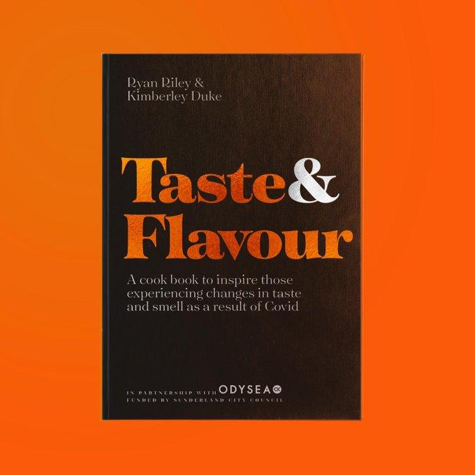 Taste and Flavour COVID cookbook