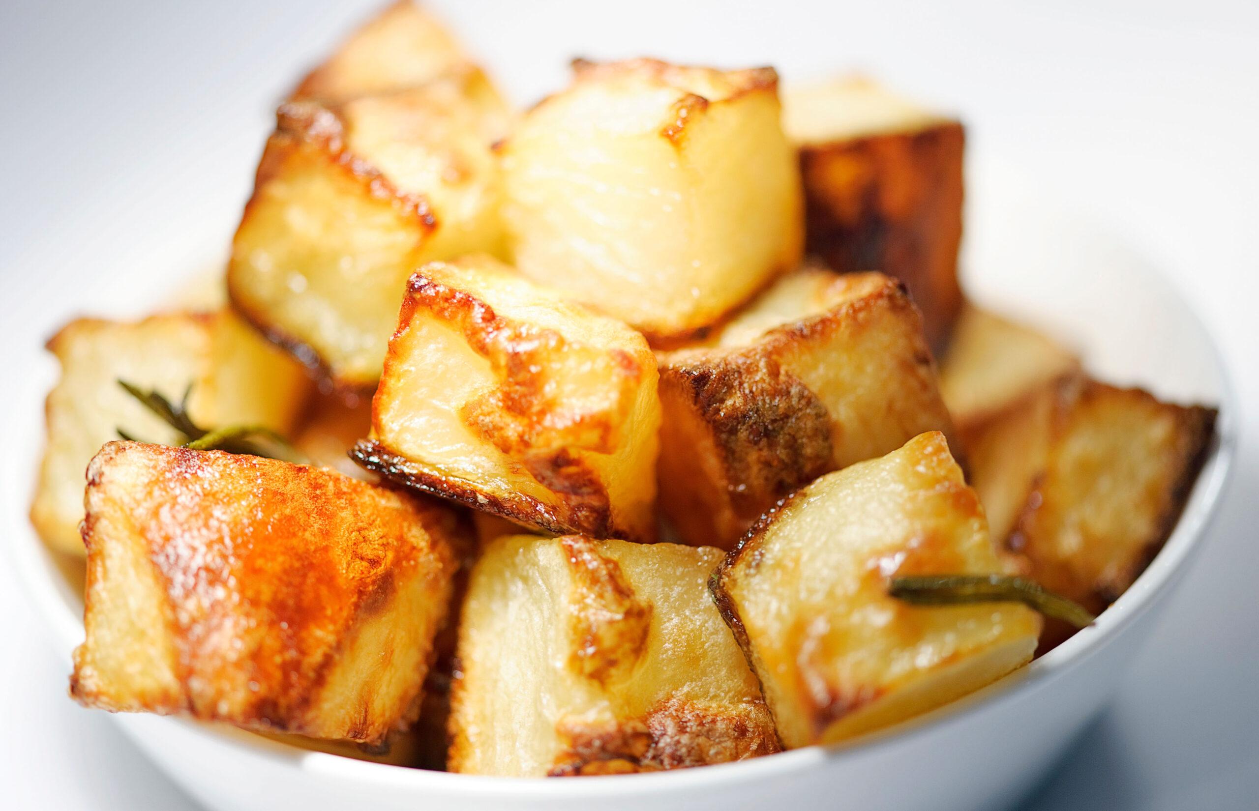 Roast potato hacks