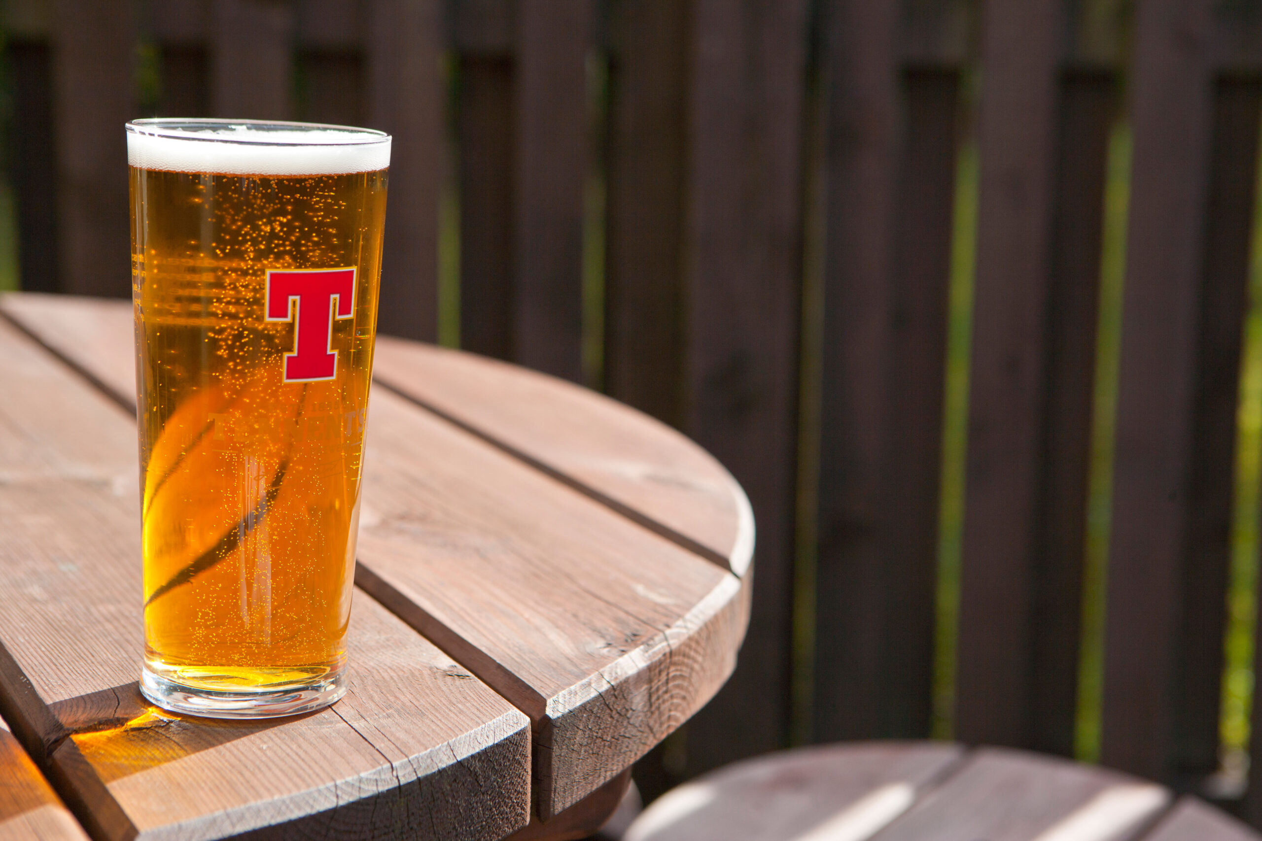 Tennents Beer