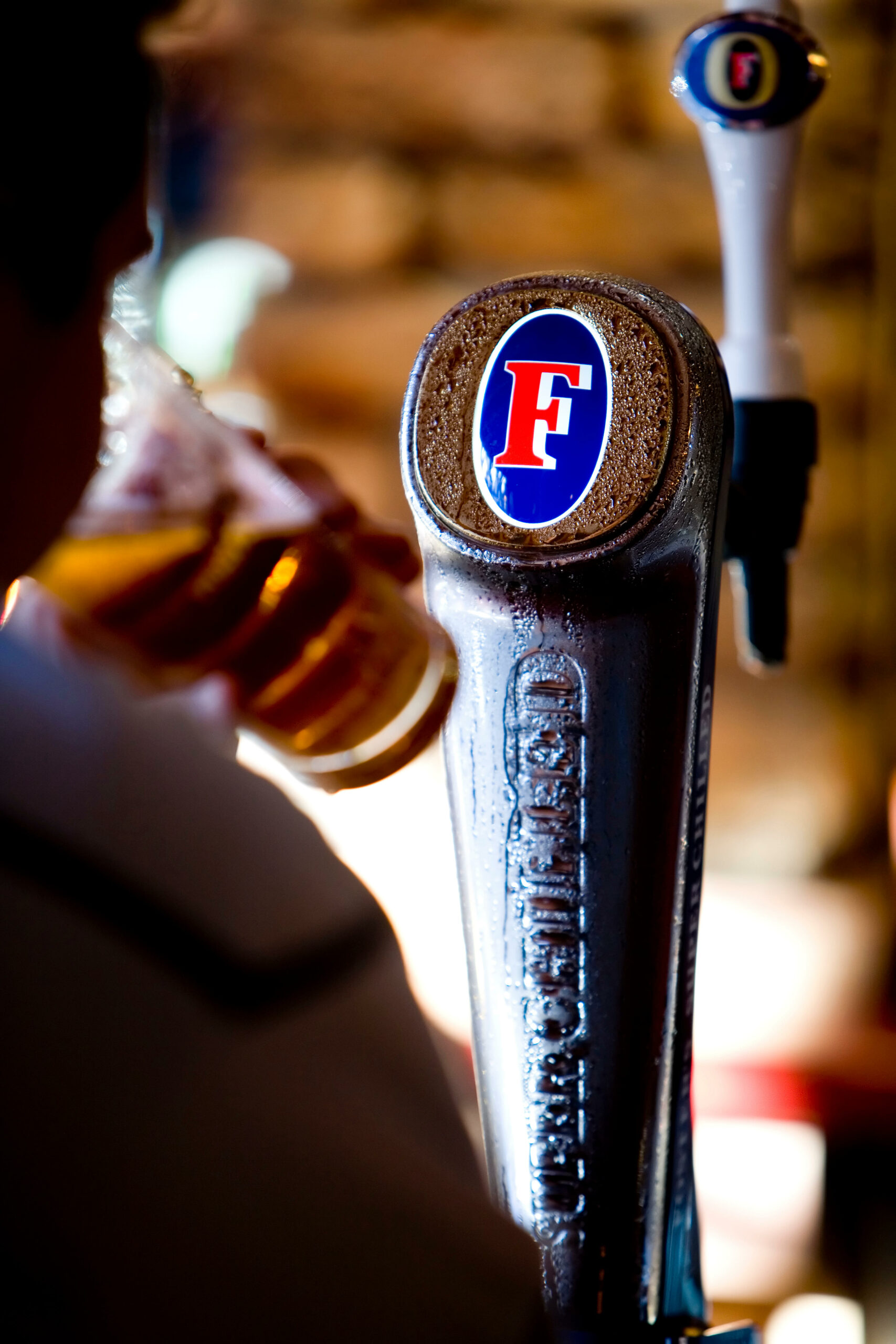 Fosters pint