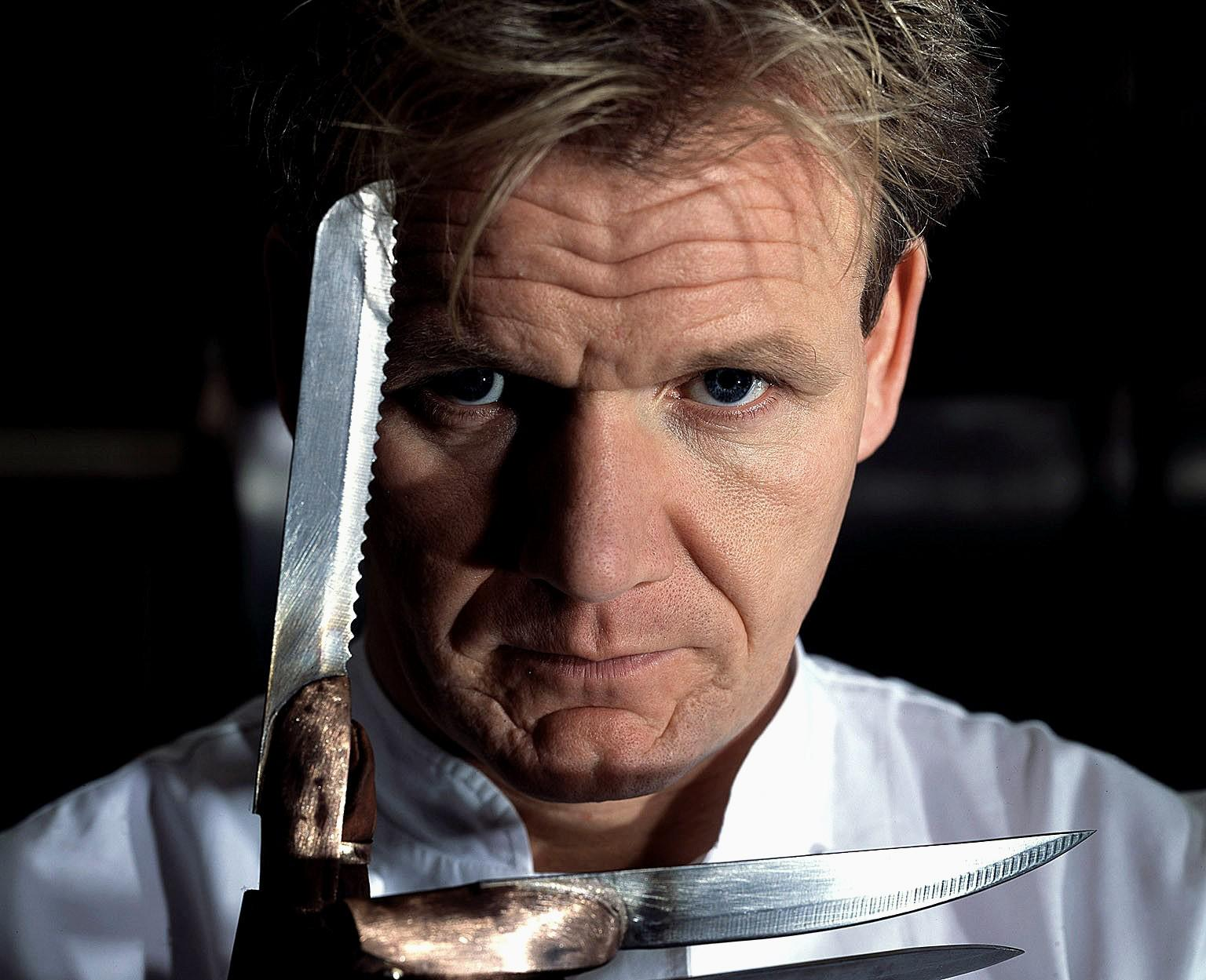 Gordon Ramsay new cooking show
