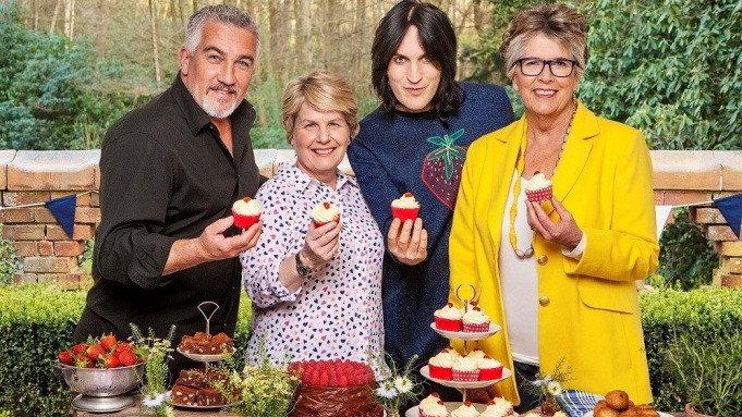 why did Sandi Toksvig leave Bake Off