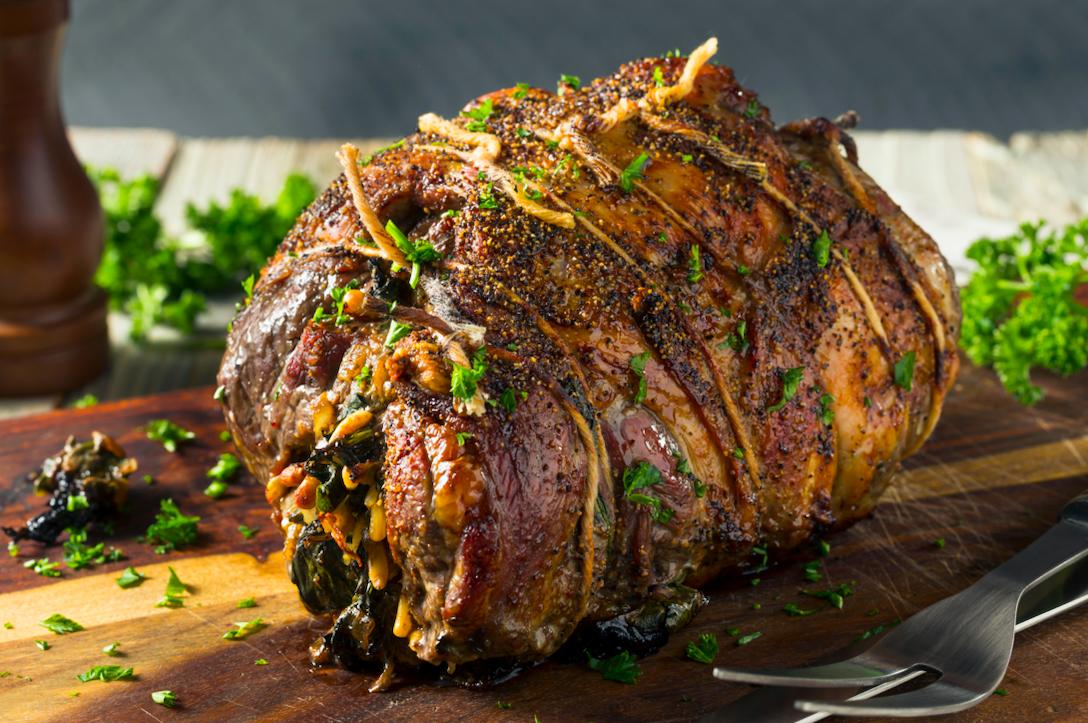 Roast lamb hacks