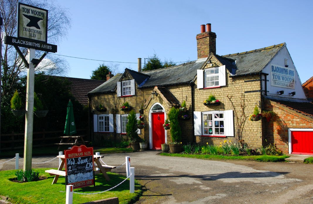 Historic pubs Lincolnshire