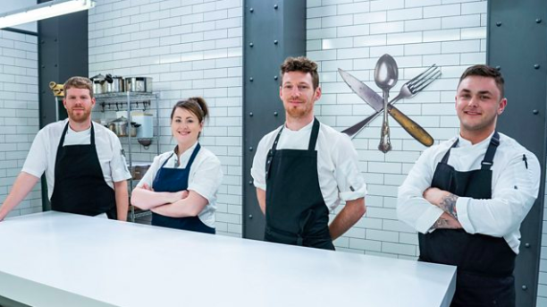 Who are the Great British Menu chefs