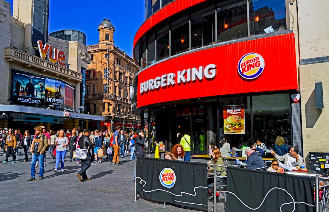 Fast food UK