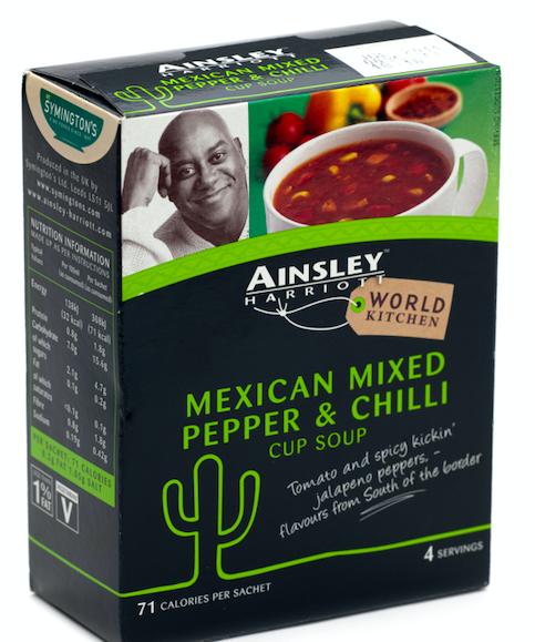 Ainsley Harriott meal kit