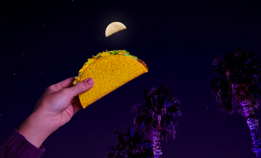 Taco Bell free tacos