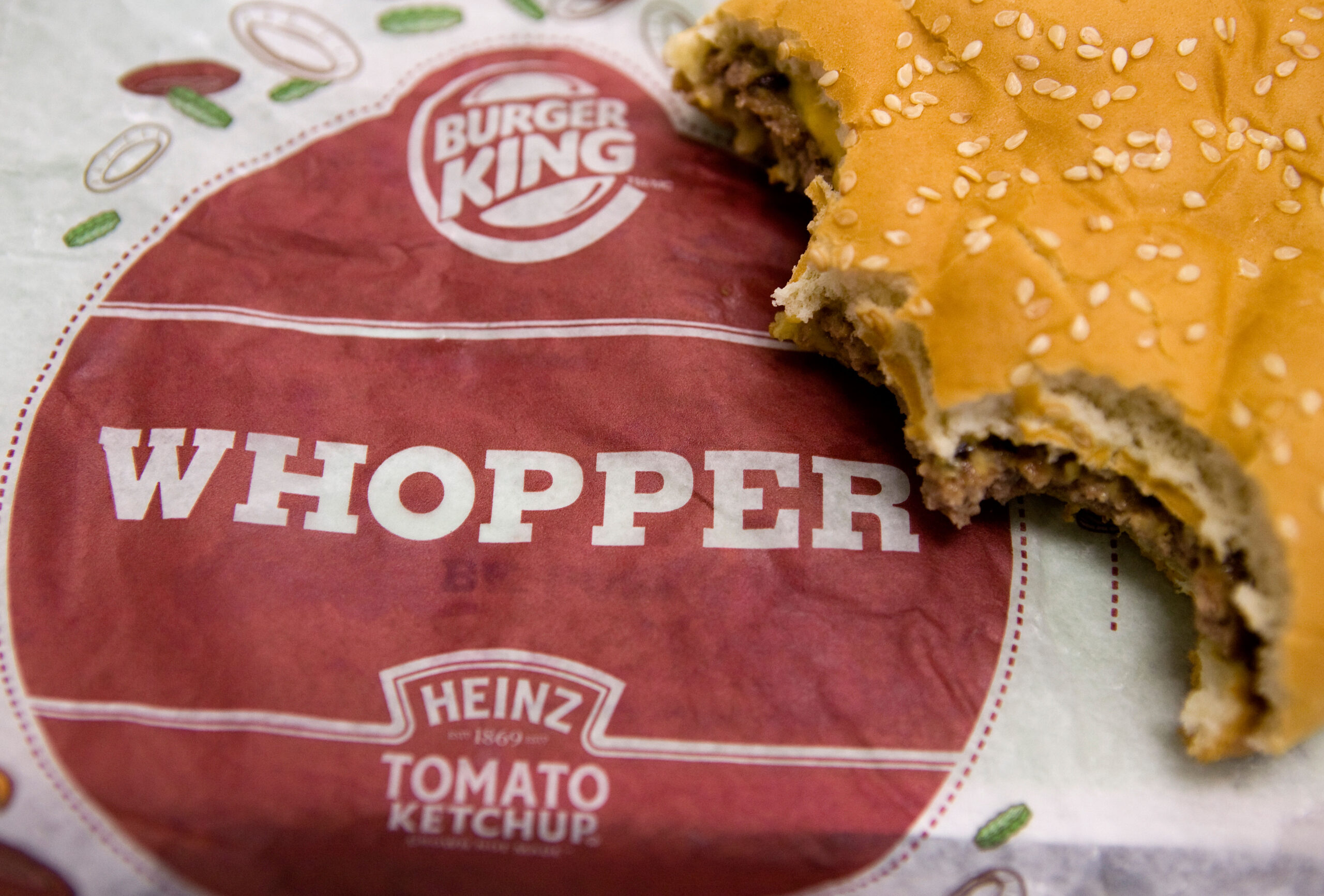 Burger King free Whoppers