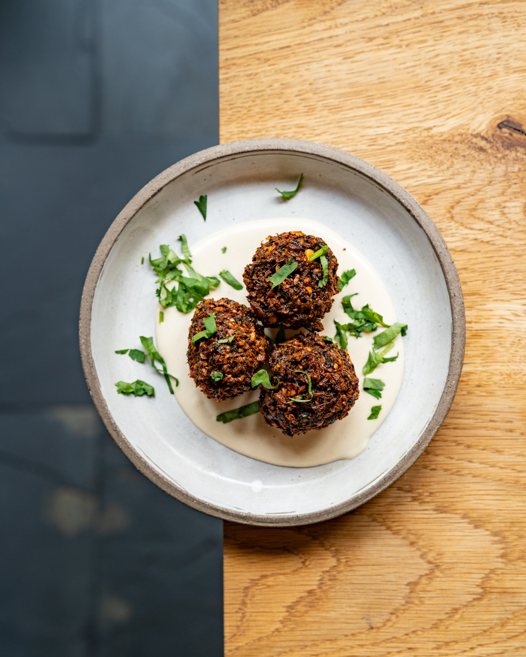 Bubala falafel