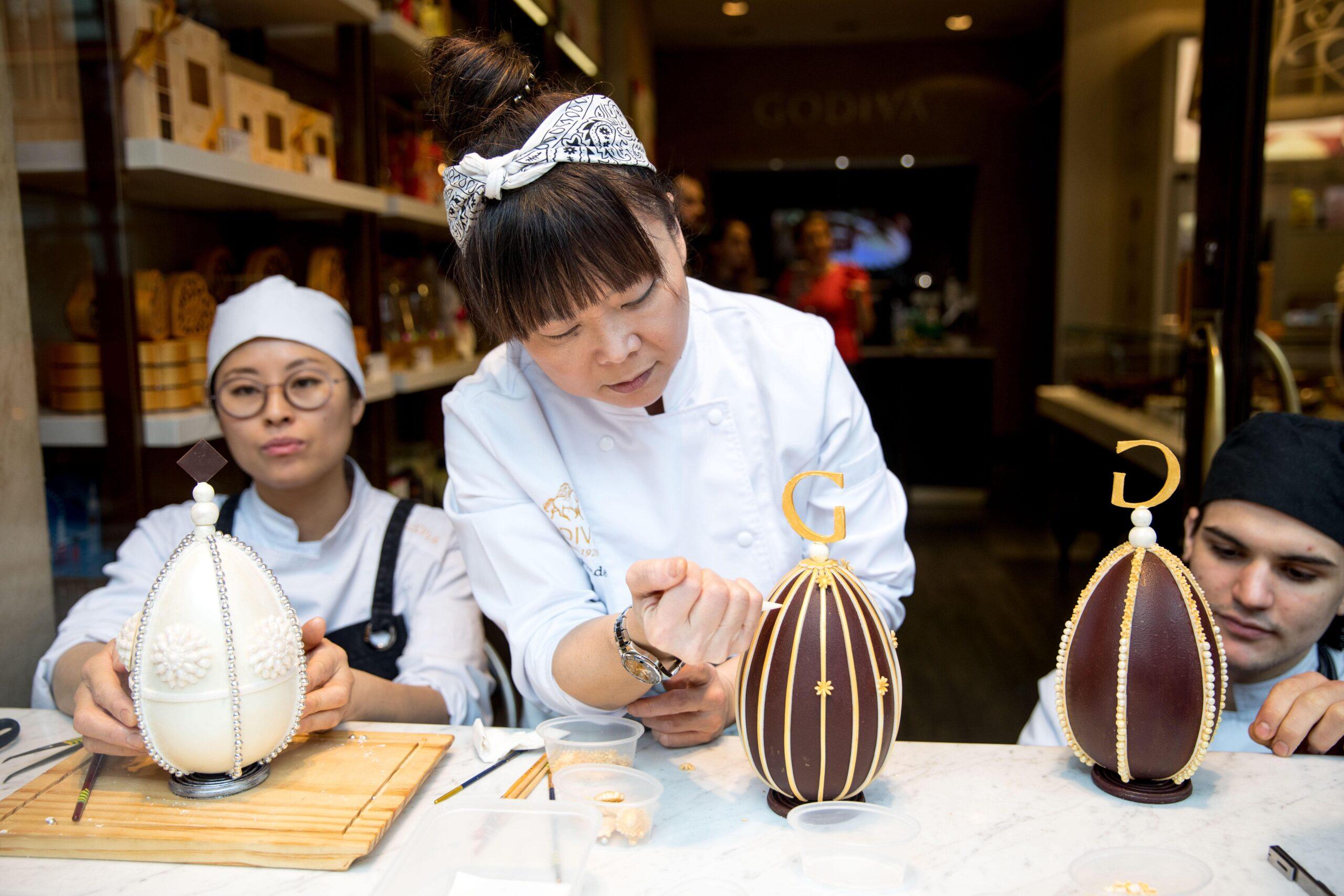 Cherish Finden executive pastry chef