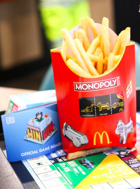 Is McDonald's doing Monopoly in 2021